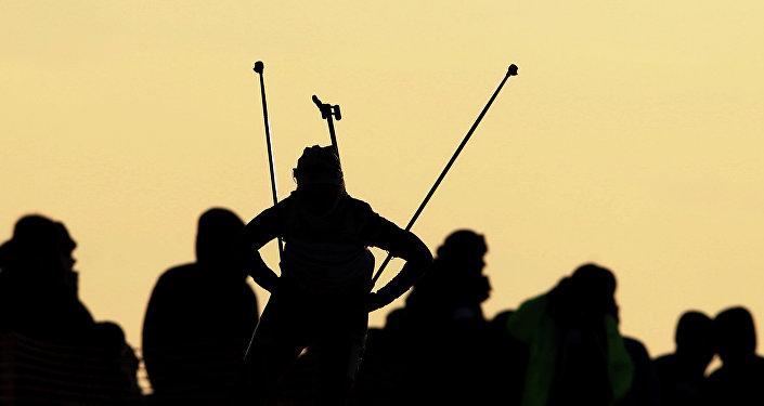 Biathlon(Symbolbild)