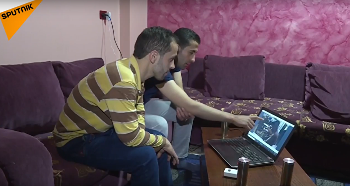 Douma witnesses watch Douma provocation video.
