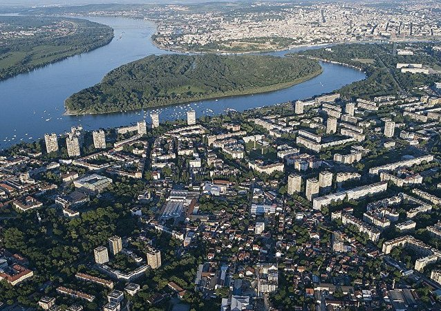 Belgrade and Zemun