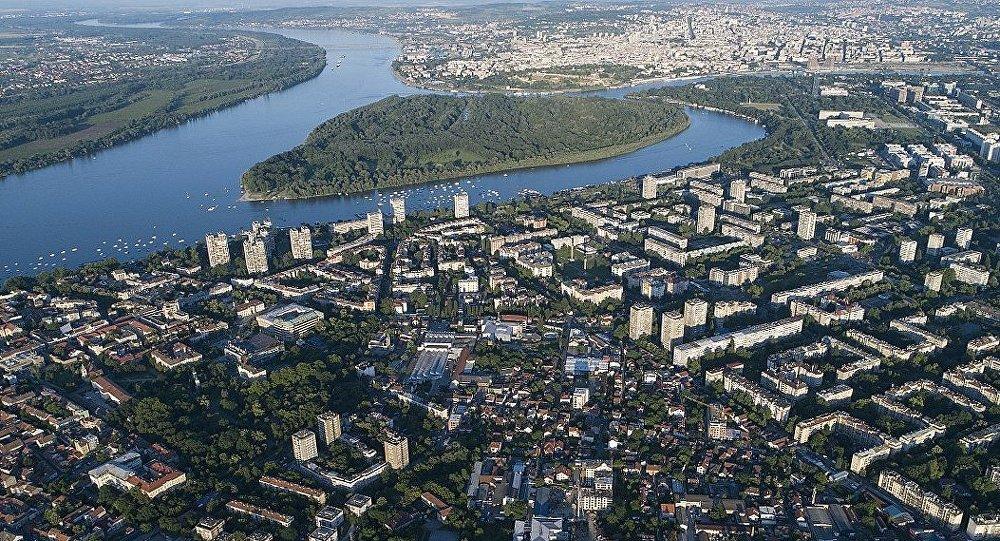 Belgrade and Zemun