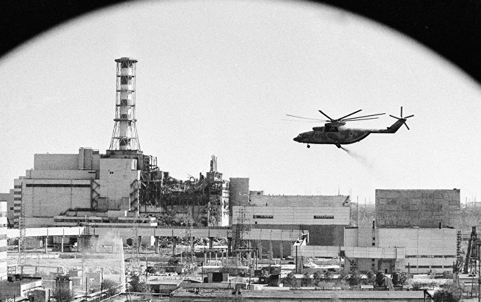 Chernobyl-Like Hell Predicted for Russia's Siberia