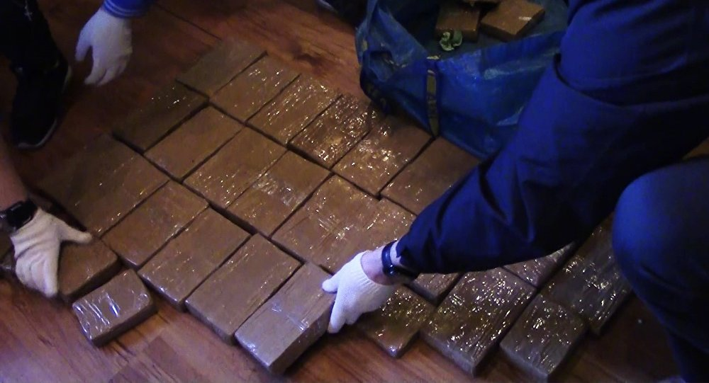 Russian Security Services Busted Crime Ring Trafficking Drugs From EU
