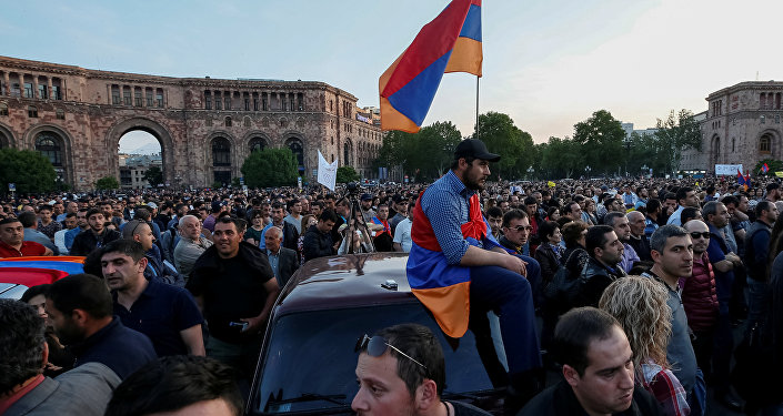 European Union supports Armenia's bid to 'build prosperous, democratic society'