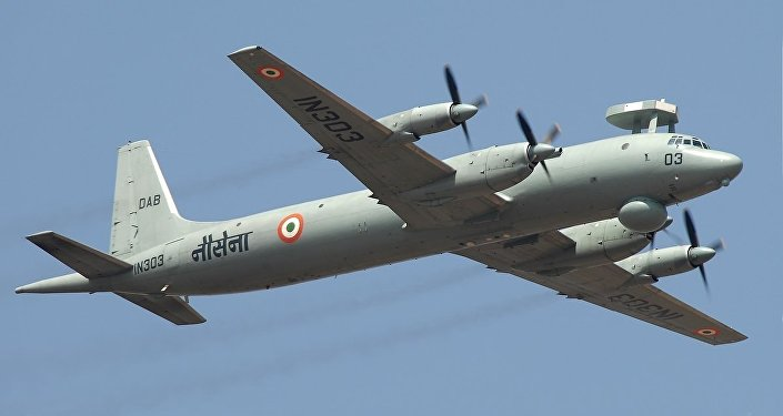 Indian Navy Il-38SD