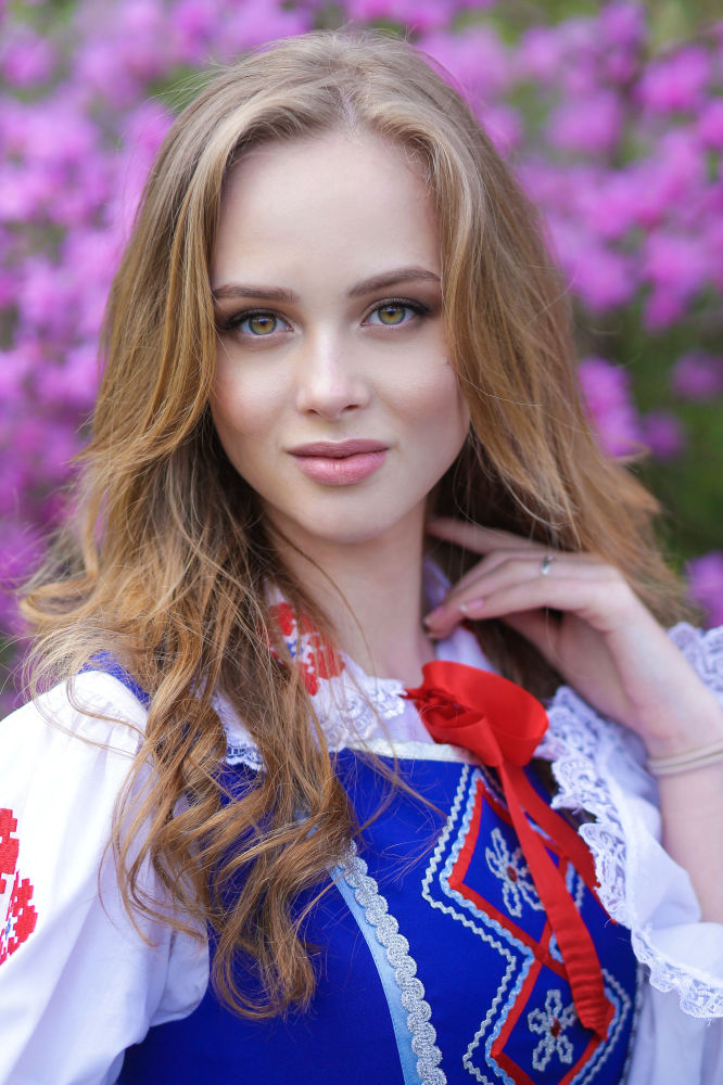 Stunning Participants of the Belarus Spring Queen 2018 Beauty Pageant