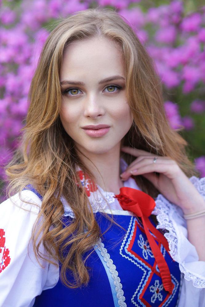 Belarus beauty