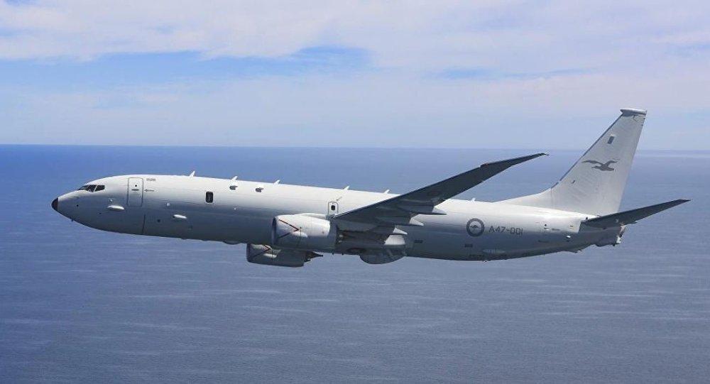 Royal Australian Air Force P-8