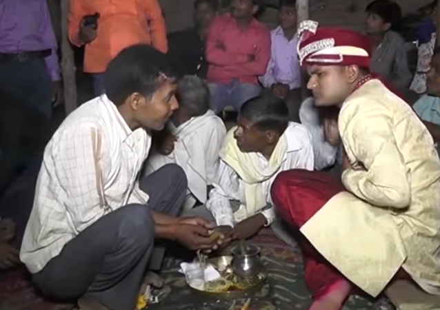 Groom in India's Uttar Pradesh state shot and killed on wedding day during celebratory gunfire