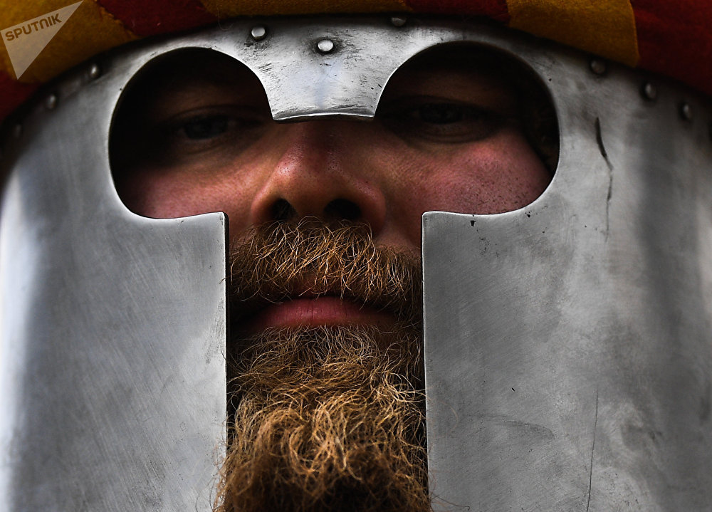 Chivalry Isn't Dead: Moscow's St. George Medieval Tourney for Modern-Day Knights