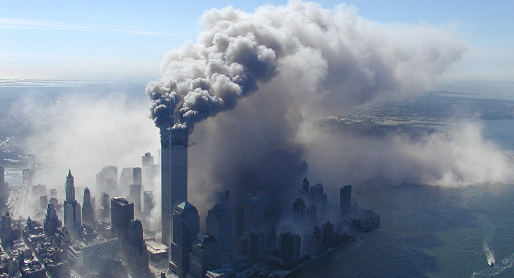 9/11 World Trade Center Attack