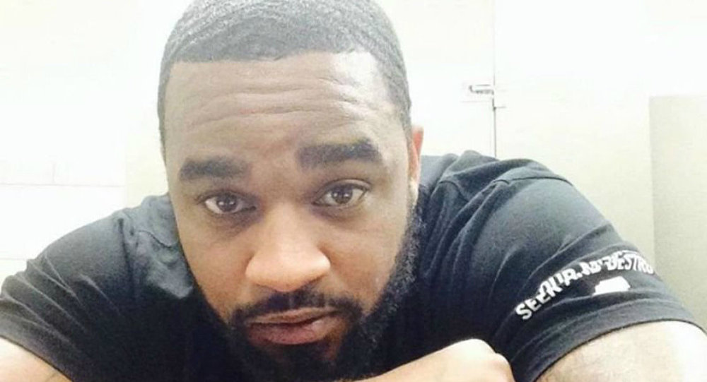 Photo of Dominic Jerome DJ Broadus II, 31 years old, killed on the property of Southern States