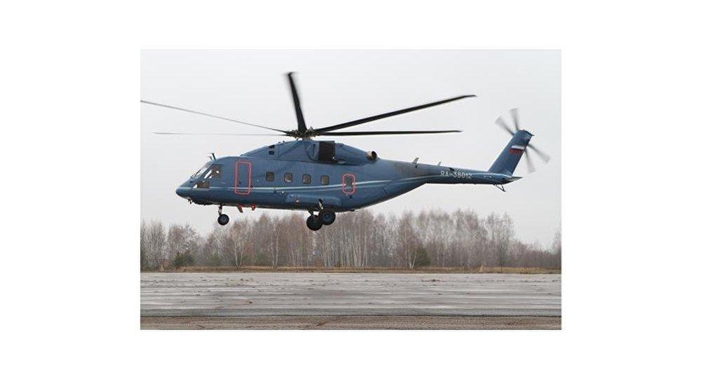 Вертолет Ми-38 ОП-2
