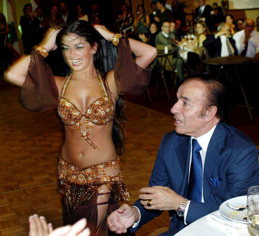 Move Your Body: Belly Dancers All Over the World