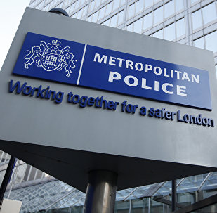 A general view of New Scotland Yard, the headquarters of the London Metropolitan Police Britain's for-most and largest police serviceFriday, Feb., 3, 2012
