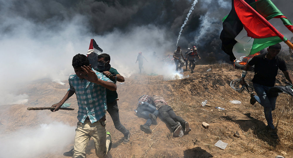 50 of the protesters Israel killed were Hamas fighters