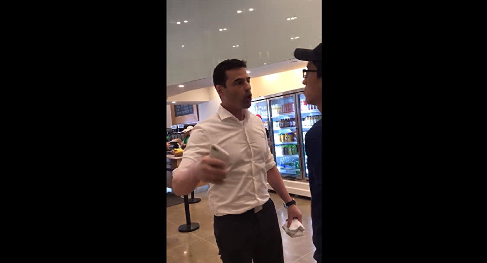 (UPDATE) White Man Threatens to Call ICE on Employees Speaking Spanish