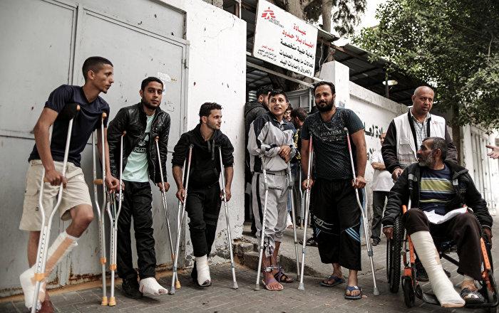 'War Crimes': Human Rights Watch Says Israel's Actions in Gaza May Be Criminal