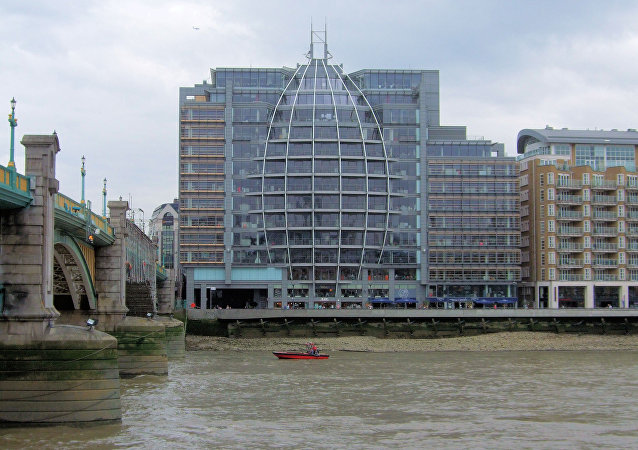 Riverside House, Bankside, London. Home of OFCOM offices