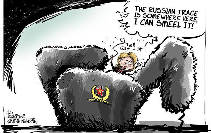 Russian Trace