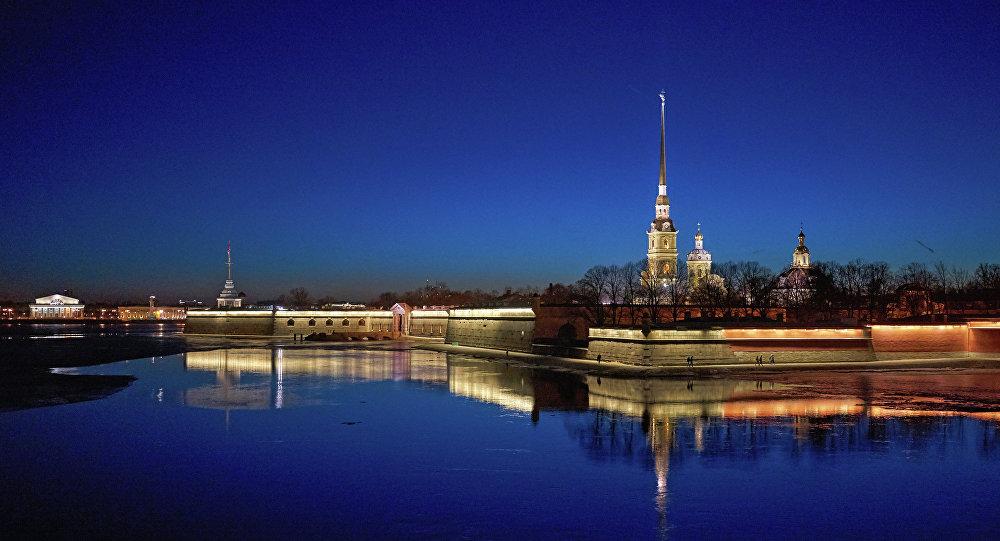 Russian cities. St. Petersburg