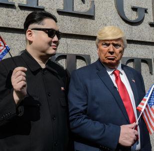 Kim Jong-un / Donald Trump