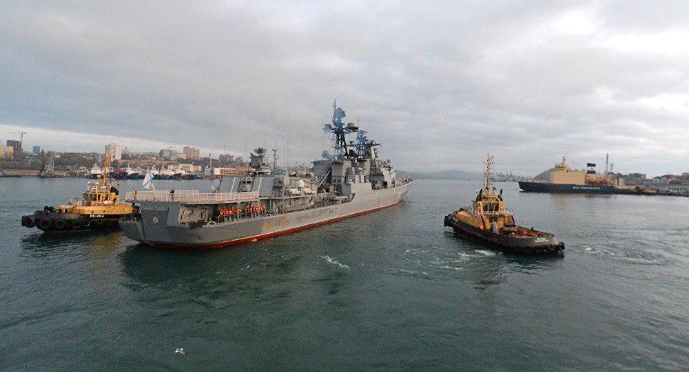 Admiral Tributs anti-submarine ship