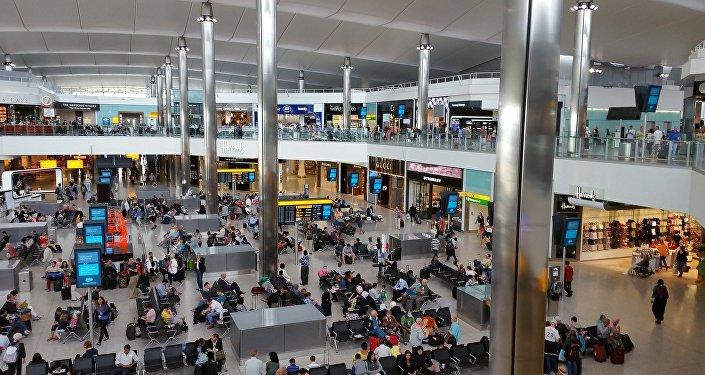 Heathrow Airport, UK