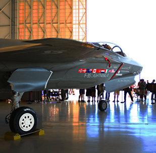 The F-35 Lightning II