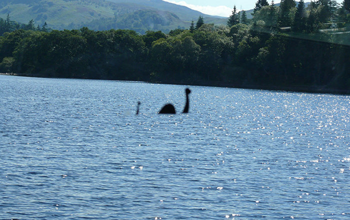 Mythical Monster Nessie Captured on Camera in Yet Another Sighting (VIDEO)