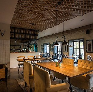 Nizhny Novgorod's Mukka Restaurant