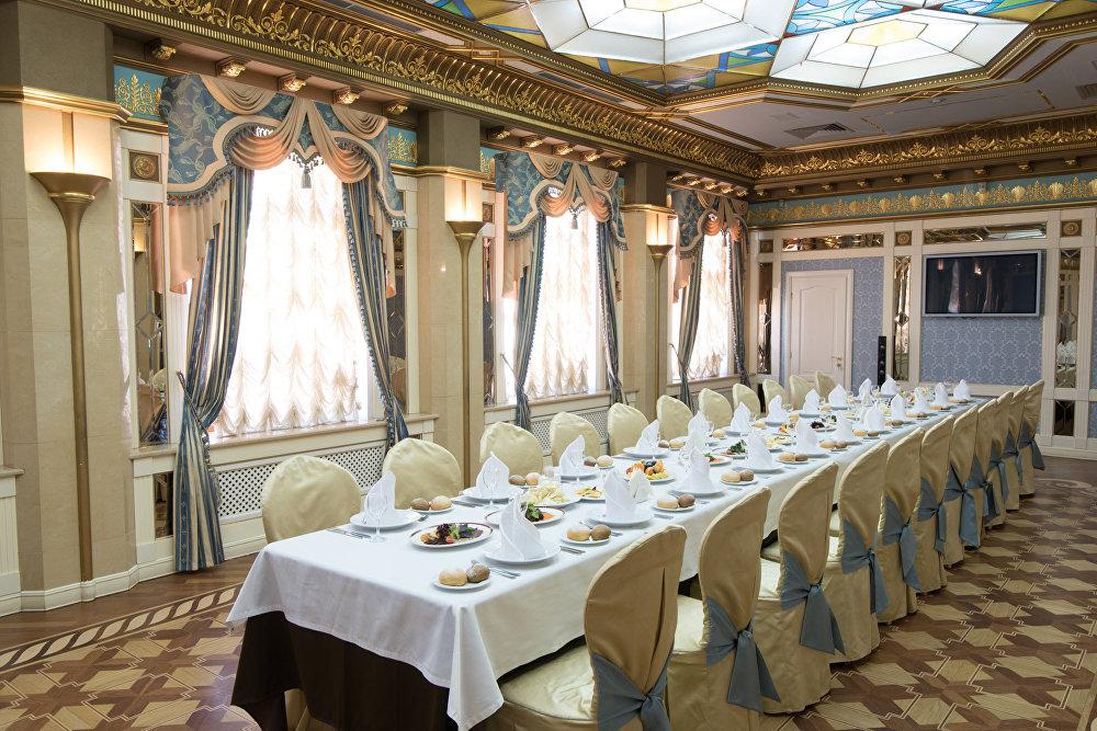 Kazan's Dom Tatarskoy Kulinarii (Tatar Gourmet House)