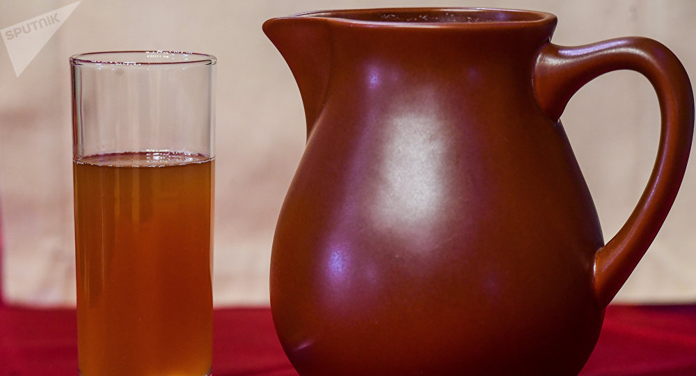 Poza – low-alcohol beverage