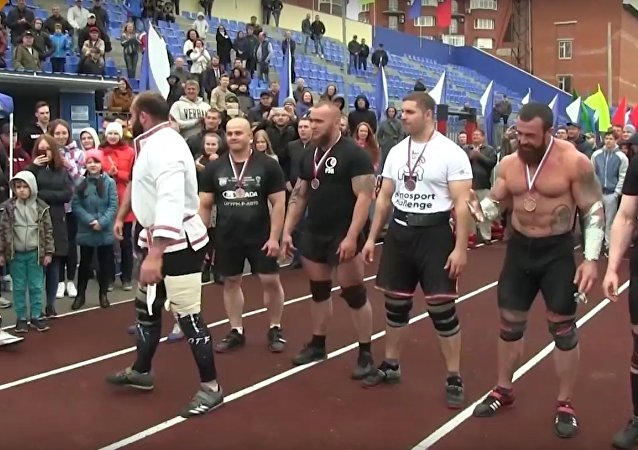 Power Extreme Championship in Russia
