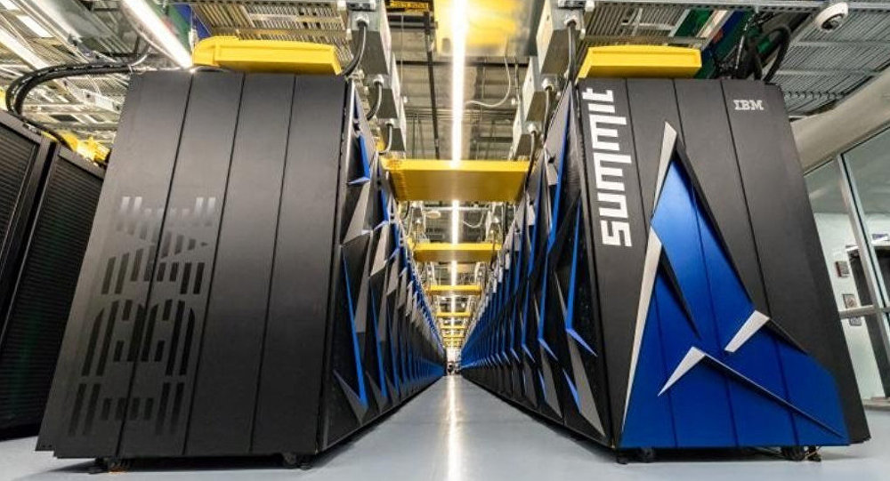 Meet Summit, world's most powerful supercomputer built by the US