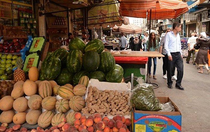 Extensive Restoration of Infrastructure Underway in Damascus Suburbs - Sputnik International