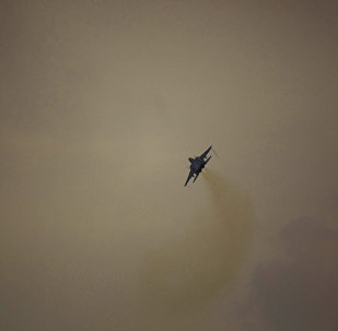 An Israeli air force jet fighter plane. (File)