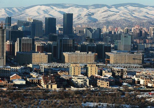 Ulaanbaatar. General view