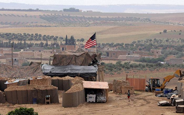 Washington Deployed 19 Military Facilities in Syria to Train Militants - Analyst