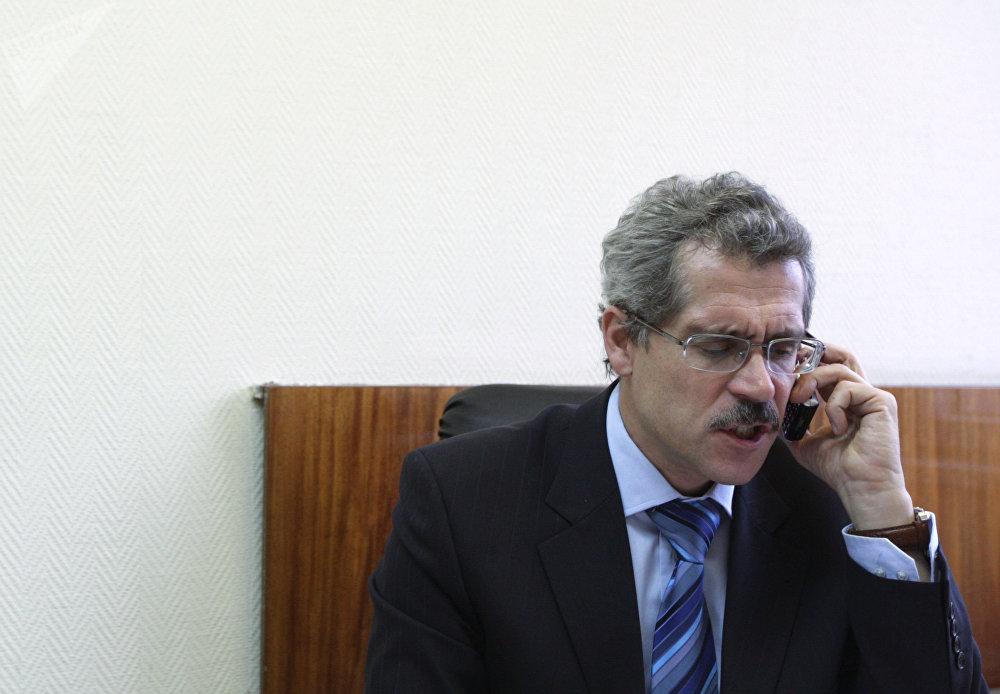 Grigori Rodchenkov. File photo