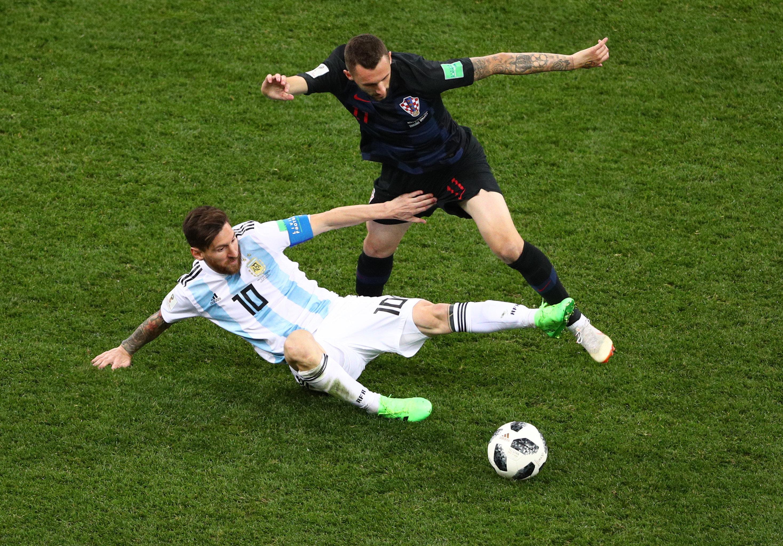 FIFA World Cup 2018 - Group D - Argentina vs Croatia