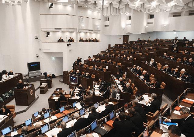 Очередное заседание Совета Федерации Федерального Собрания РФ