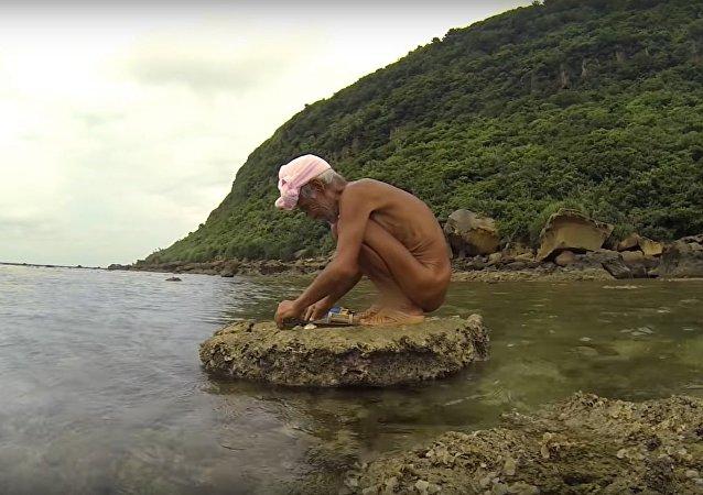 The Japanese Robinson | 29 years alone on a desert island