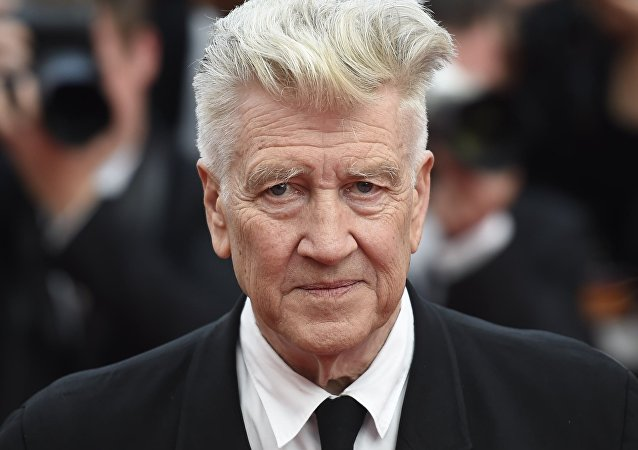 Director David Lynch (File)