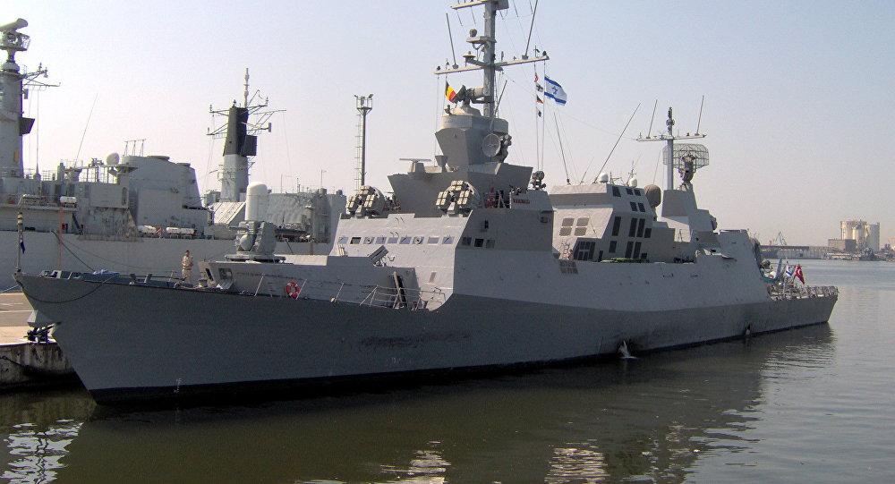 Israeli missile corvette Eilat