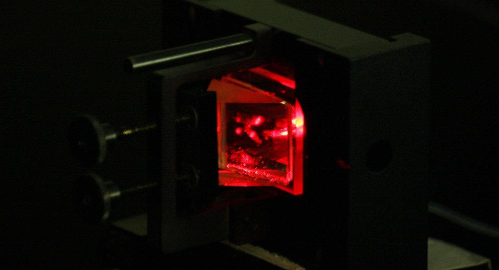 Surface plasmon excitation