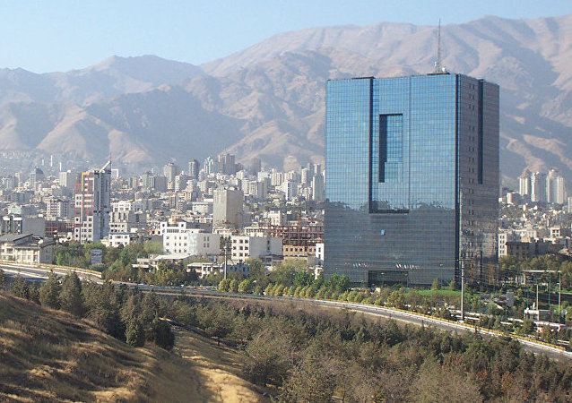Central Bank of Iran, Tehran