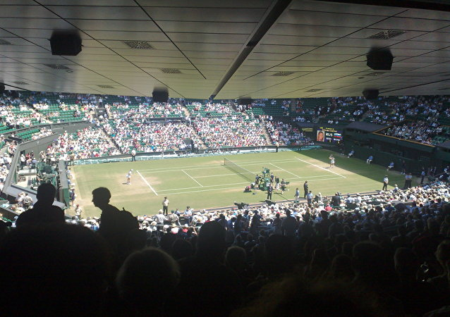 Wimbledon. FIle photo.