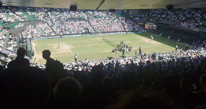 Wimbledon. FIle photo.