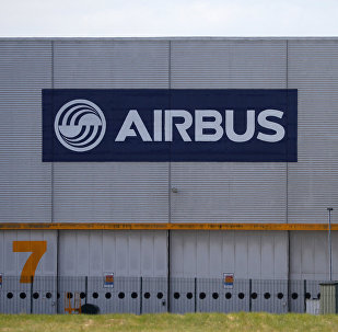 A hangar is seen at Airbus' wing assembly plant at Broughton, near Chester, Britain, June 22, 2018