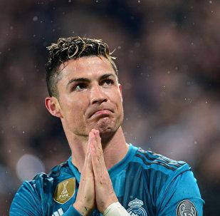 Real Madrid's Cristiano Ronaldo (File)